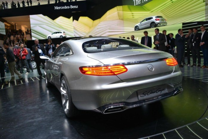 Mercedes-Benz S-Class Coupe Concept Live in Frankfurt 2013 (22)