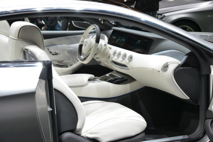 Mercedes-Benz S-Class Coupe Concept Live in Frankfurt 2013 (25)