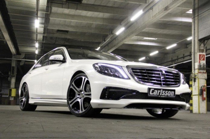 Mercedes-Benz S-Class by Carlsson 1