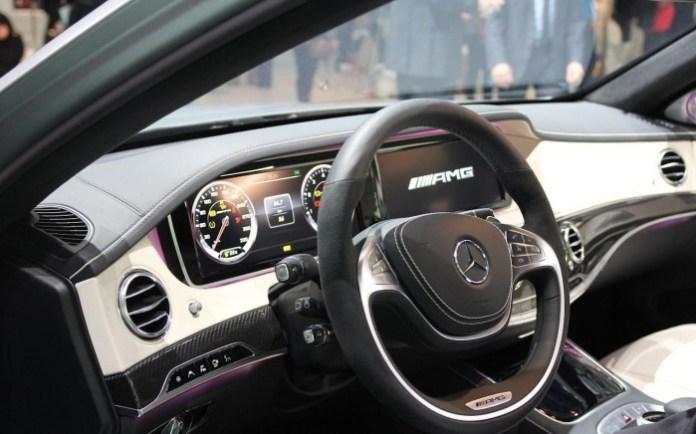 Mercedes S63 AMG 2014 Live in Frankfurt 2013 (9)