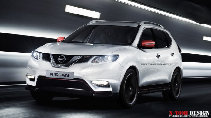 Nissan X-Trail Nismo2