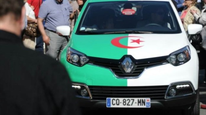 Renault in Algeria