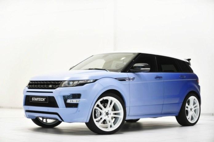 Startech Range Rover Evoque 2013 (1)