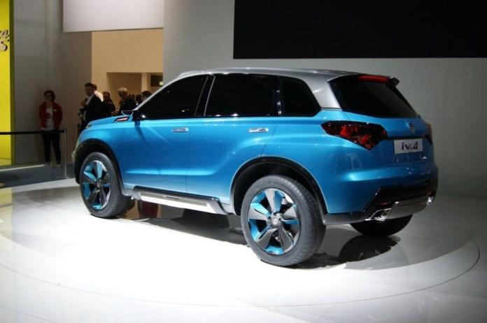 Suzuki iV-4 Concept Live in Frankfurt Motor Show 2013 (25)