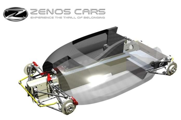 Zenos E10 design sketch (1)