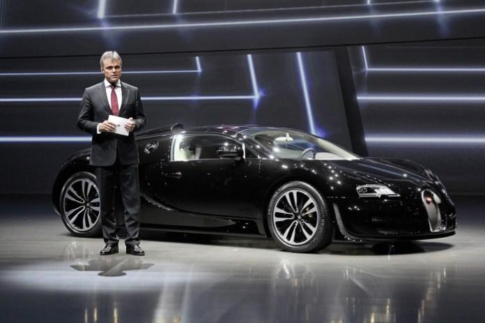 Volkswagen Group Night ?Moving Ideas?, IAA Frankfurt 2013