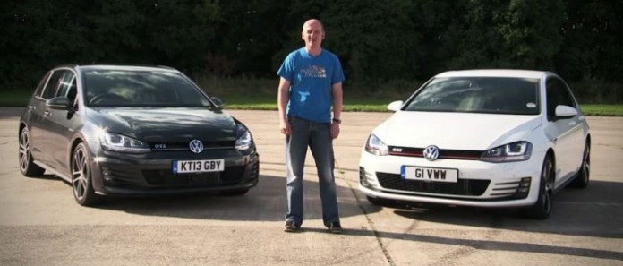 golf gti vs gtd