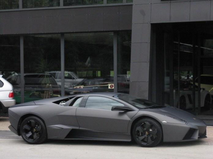 For Sale: Lamborghini Reventon Coupe & Roadster