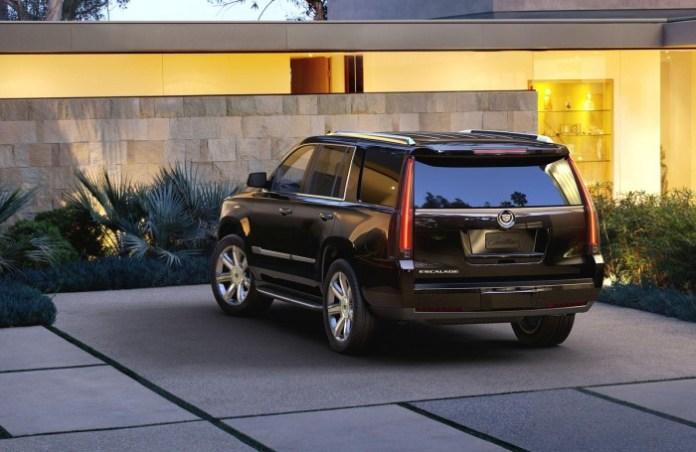2015 Cadillac Escalade 3