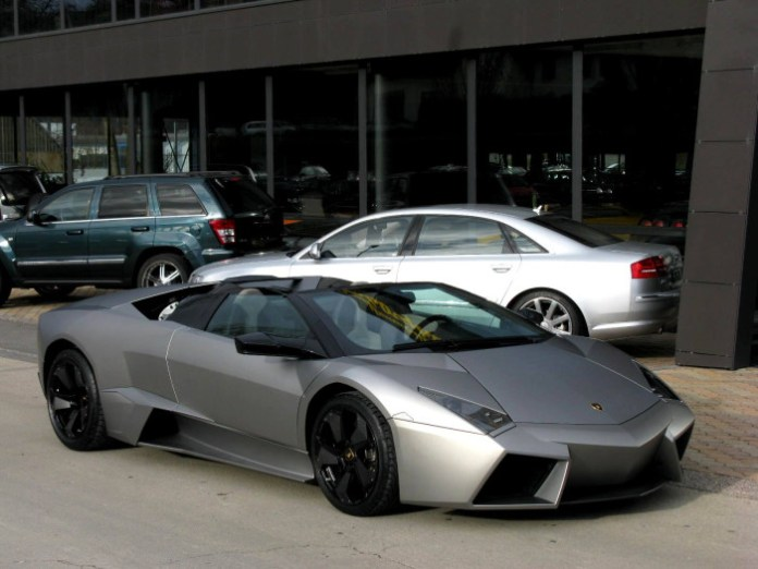 For Sale: Lamborghini Reventon Coupe & Roadster