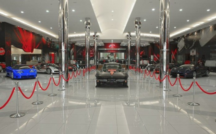 Abu Dhabi Royal Garage (3)