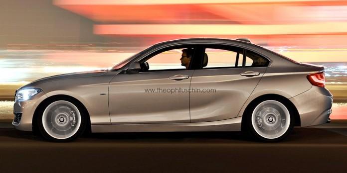 BMW 2-Series GranCoupe