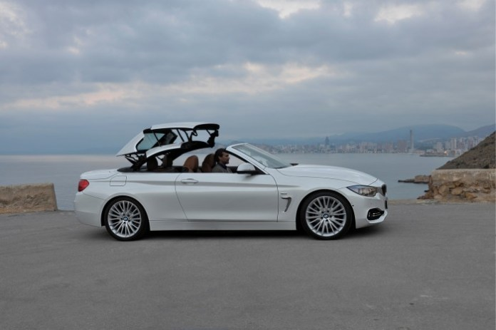 BMW 4-Series Convertible 2014 (15)