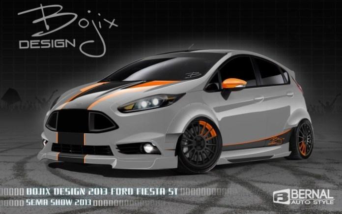 Bojix Design Fiesta ST