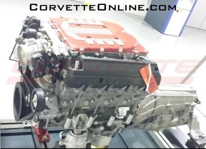 C7 ZR1 Supercharged engine (1)