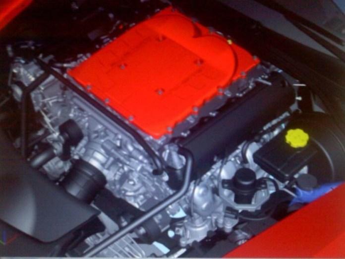 C7 ZR1 Supercharged engine (3)