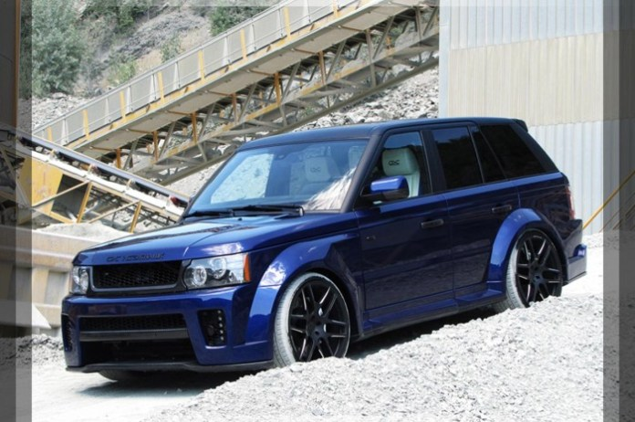 CDC Performance Range Rover Sport 51
