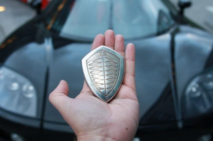 Car key Koenigsegg