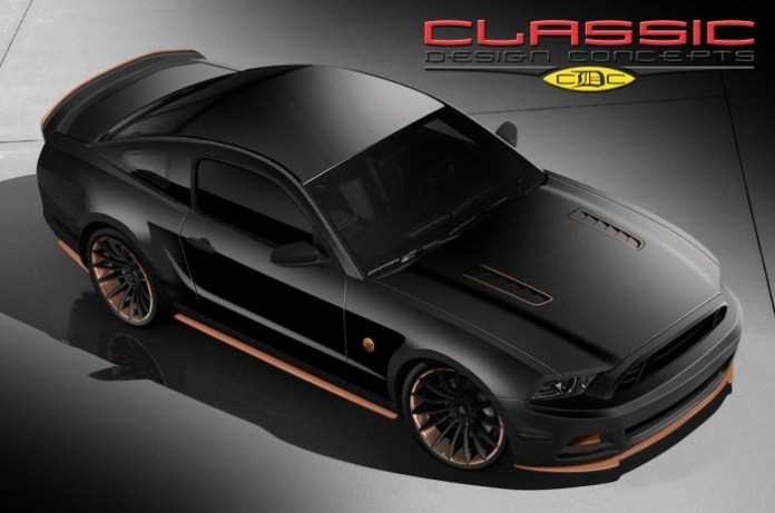 Classis Design Concepts Bad Penny Mustang 1