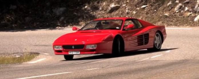 Ferrari 512 Testarossa 2
