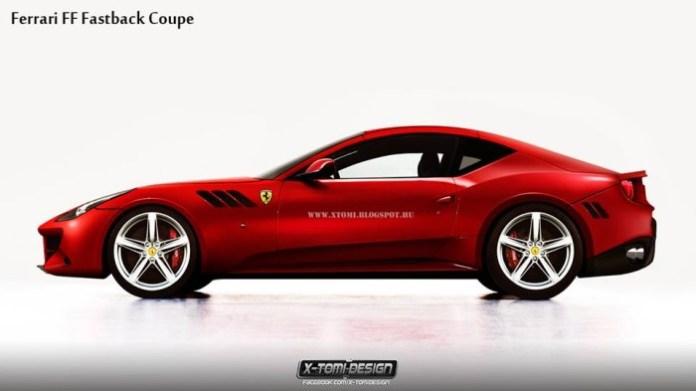 Ferrari FF Fastback Coupe
