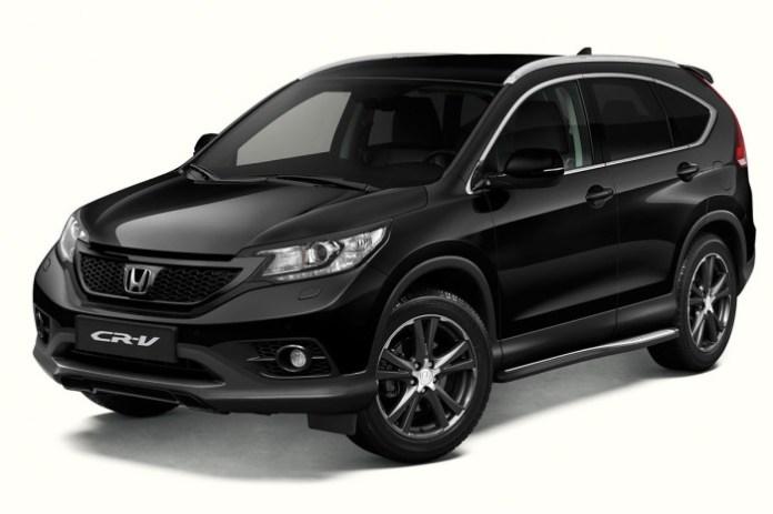Honda CR-V Black Edition (1)