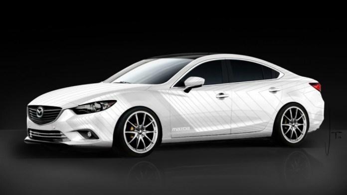 Mazda for SEMA 2013 (2)