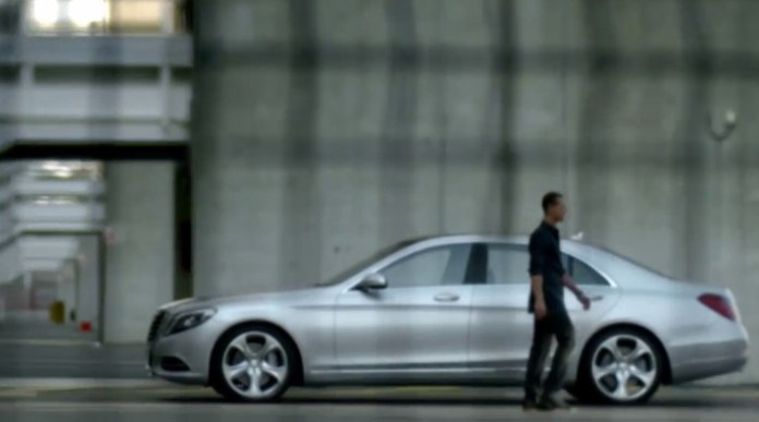 "Mercedes-Benz TV- Mercedes-Benz Intelligent Drive Spot ""Know-how"" with Michael Schumacher"