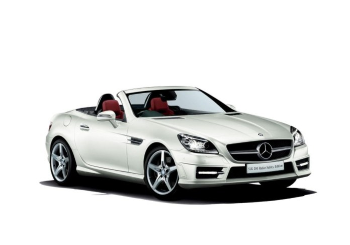 Mercedes SLK 200 Radar Safety Edition (1)