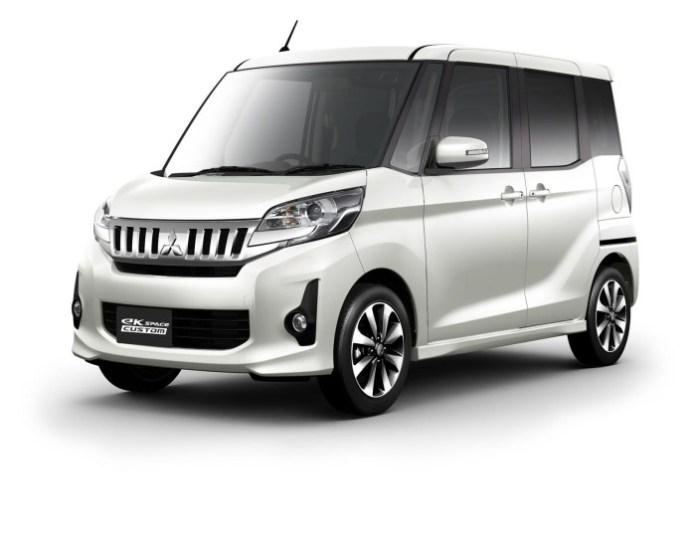 Mitsubishi eK Space (1)