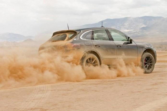 Porsche Macan new teaser images (4)