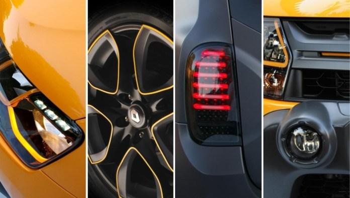 Renault Duster Detour concept teaser