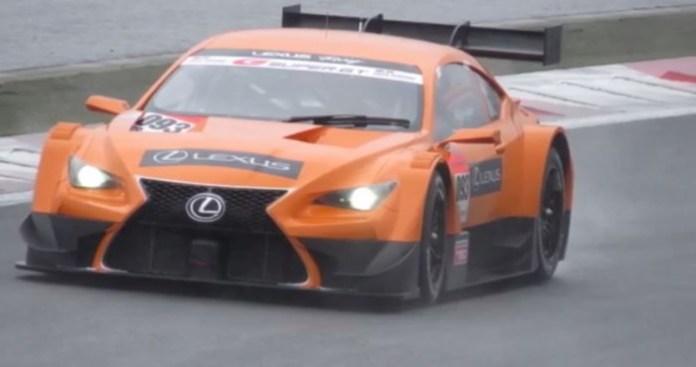 SUPER GT 2014 GT500