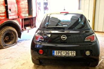 Test Drive Opel Adam - 20