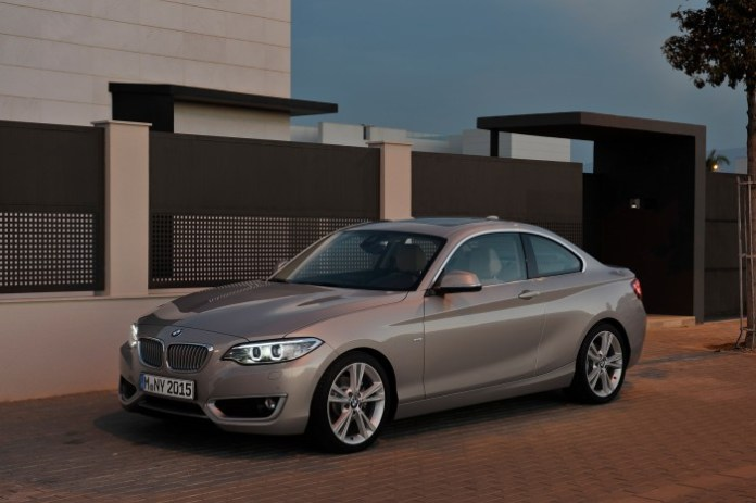 BMW 2 Series Coupe (Modern Line)