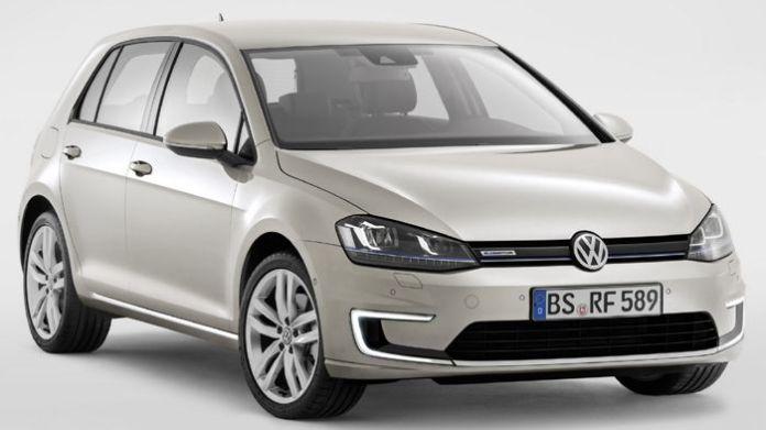 Volkswagen Golf TwinDrive BlueMotion (1)