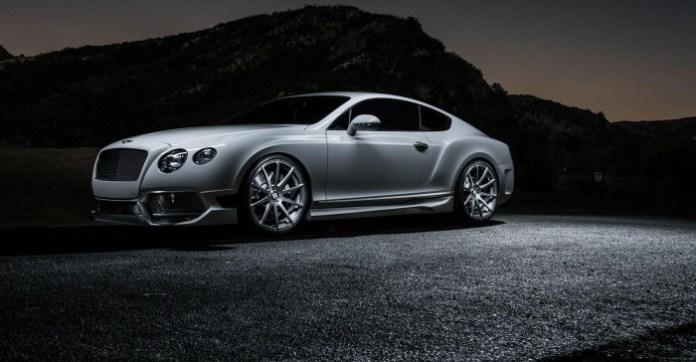 Vorsteiner Bentley GT BR10-RS 2