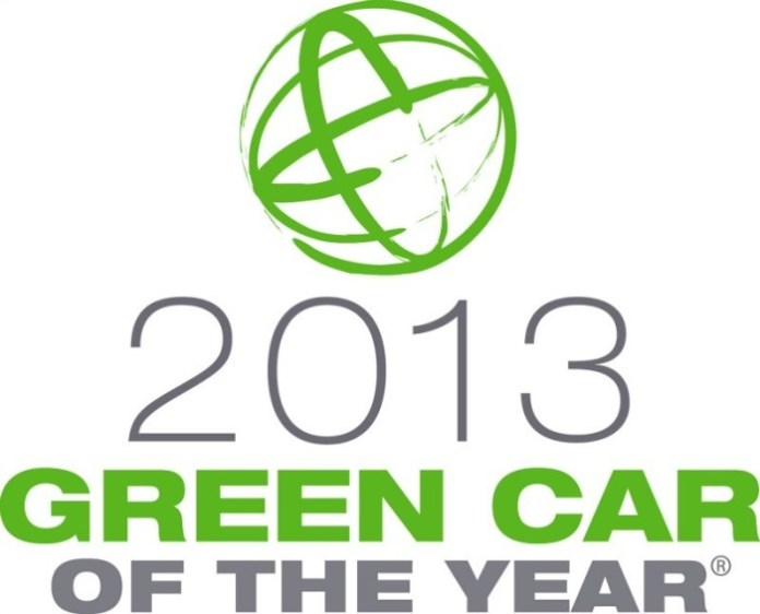 green car of the year 2013