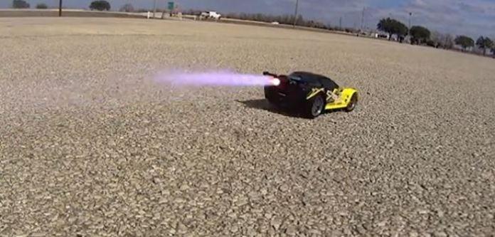 rocket corvette