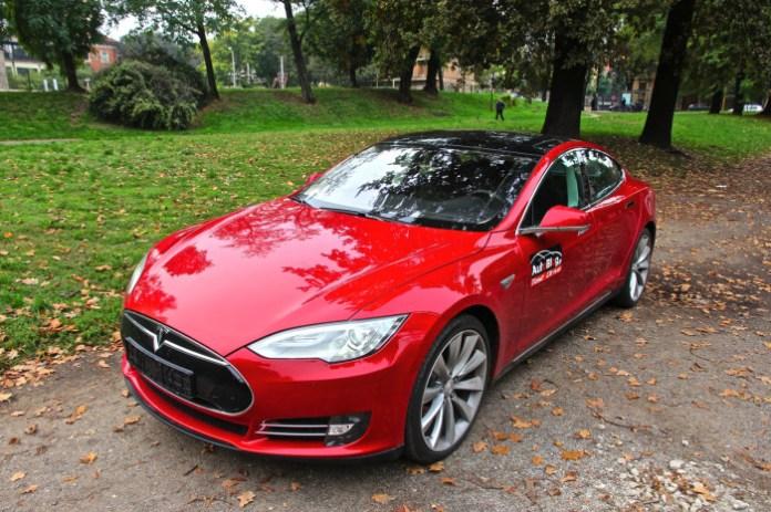Tesla Model S
