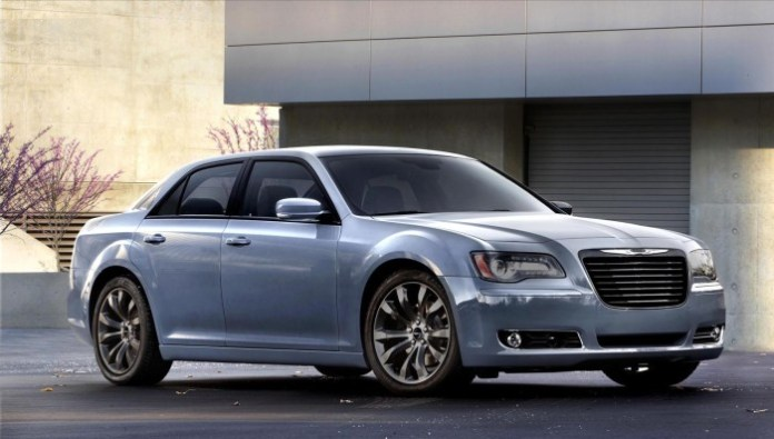 Chrysler 300S ΜΥ2014