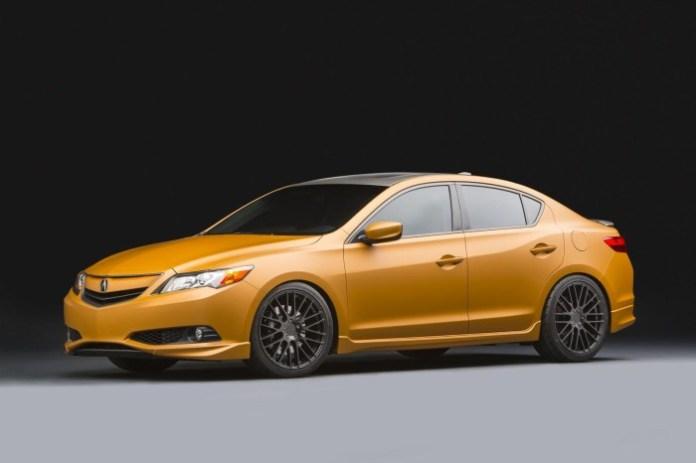 Acura Street Performance ILX concept