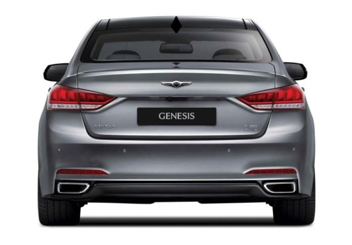 2014 Hyundai Genesis 12