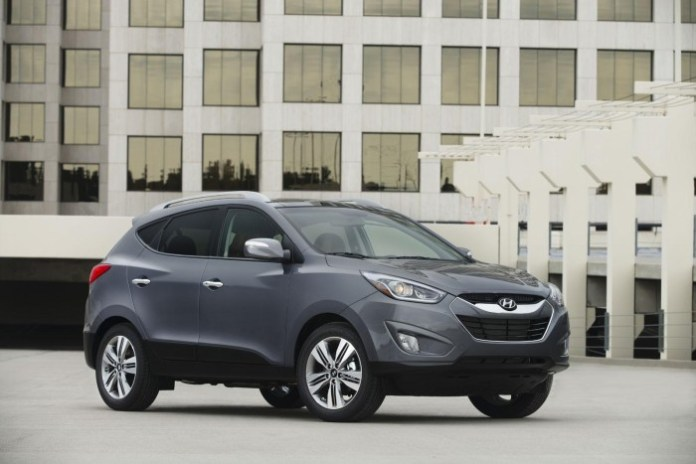 2014 Hyundai Tucson Walking Dead