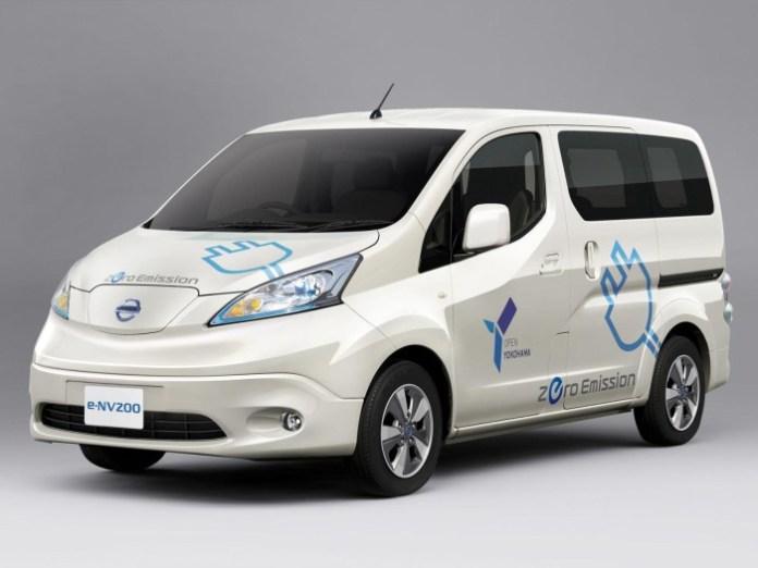 2014 Nissan e-NV200
