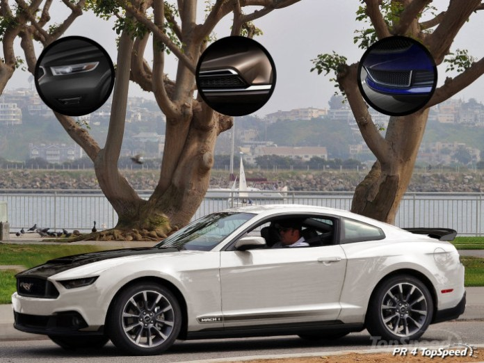 2015 Ford Mustang Mach 1 [Renderings] (2)