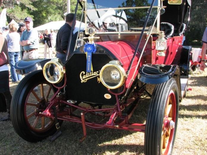 3 1911 Cadillac Model 30