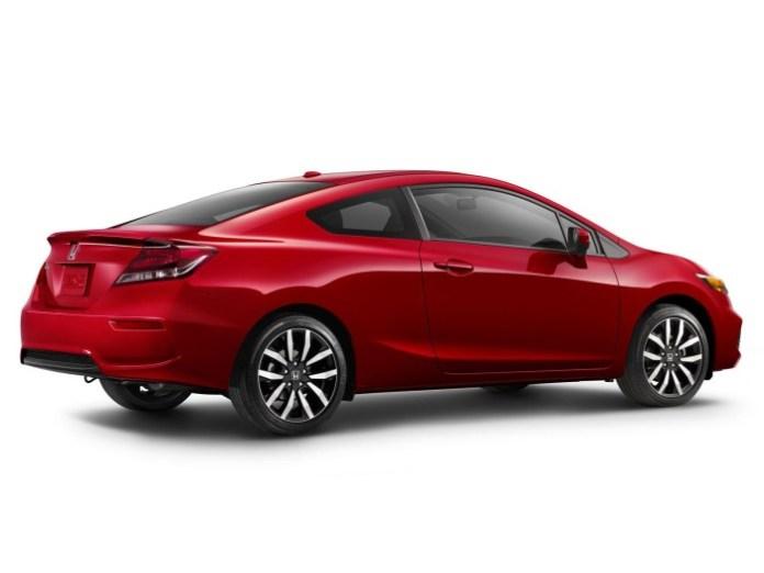 Honda Civic Coupe & Civic Si Coupe