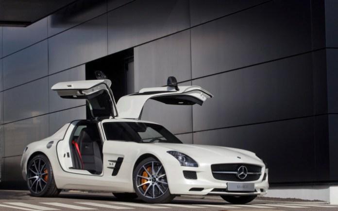 SLS AMG GT