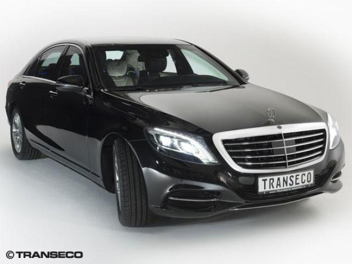 Mercedes S-Class by Transeco